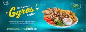 Promotie Gyros Pui